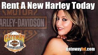 Rent A Harley St Louis Harley Davidson Gateway Harley