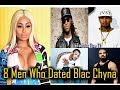 8 Men Who Dated Blac Chyna