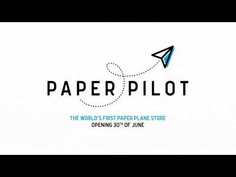 Paper Pilot store - World Record