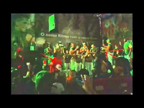 Mocidade I. Padre Miguel - Salve a Mocidade/Samba 1990/1996 - 24 horas de samba Mocidade Alegre