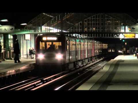 U-Bahn Hamburg - der große Mix [1080p]