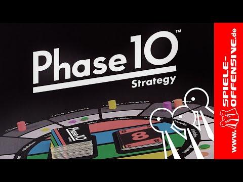 Phase 10 - Strategy Brettspiel | Kurzvorstellung