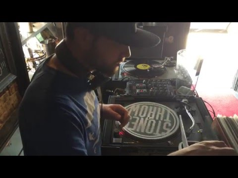 DJ Courier and the Funky Brunch Maxine's Hot Springs Arkansas
