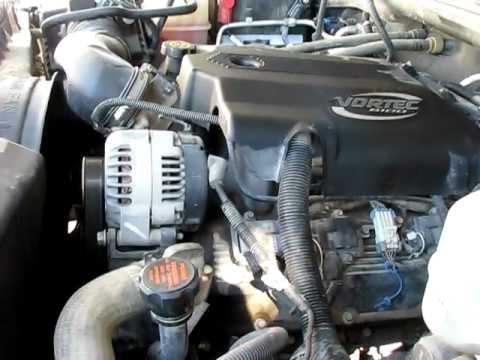 Chevy 81 (496 Big Block) 2001 K2500HD Crew Cab  YouTube