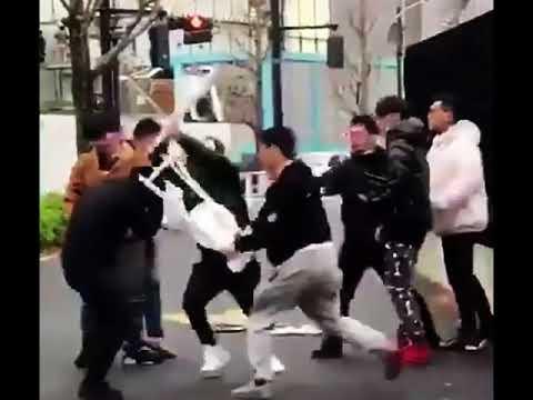 【Supreme渋谷暴行事件】中国籍の男ら6人逮捕!