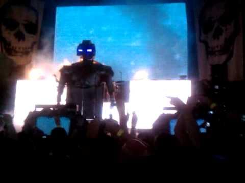 Rob Zombie Rockstar Mayhem Fest Indianapolis 2010