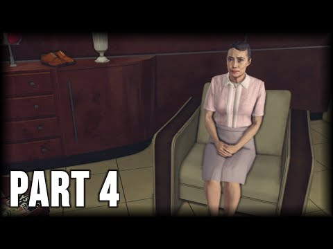 L.A. Noire - 100% Walkthrough Part 4 [PS4] – Buyer Beware