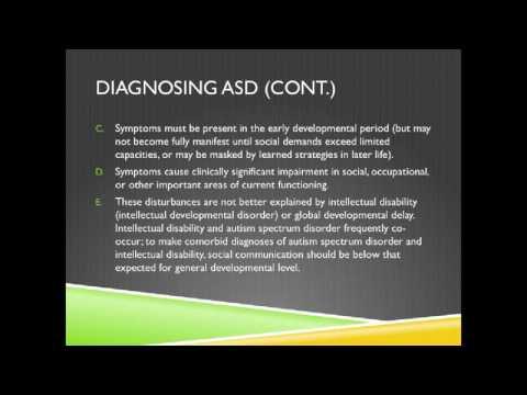 autism screening tool
