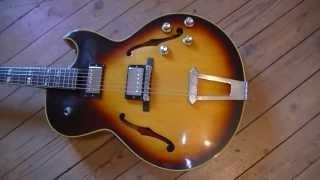 Vintage beauties: Gibson es 175D 1968