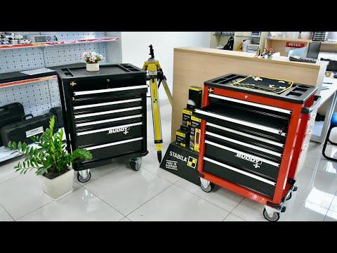 Tủ đồ nghề 7 ngăn BUDDY chính hãng ELORA Germany