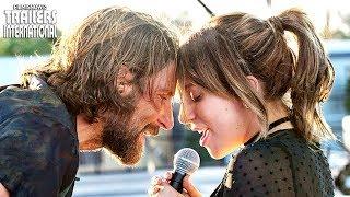 NASCE UMA ESTRELA Primeiro Trailer Legendado estrelado por Bradley Cooper e Lady Gaga
