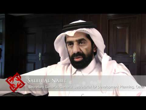 Executive Focus: Saleh Al Nabit, Secretary General, GSDP, Qatar