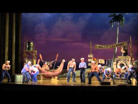 Audience Reaction to South Pacific at Paper Mill Playhouse