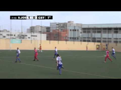 Real Sporting San José - U.D Cruz Santa
