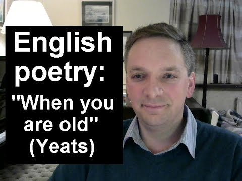 what poetic devices are used in the poem when you are old by yeats There are many types of poetic devices that can be used to create a powerful, memorable poem in this lesson, we are going to learn about these.