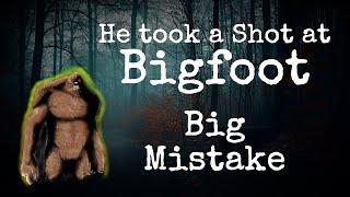 Bigfoot and Guns Don't Mix  _ Marathon 91