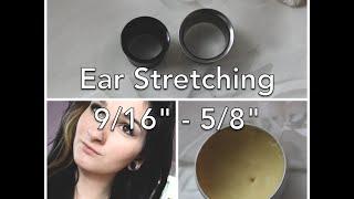 Ear Stretching 9 16 5 8