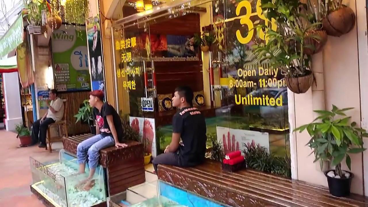 Siem Reap dzień pierwszy – Kambodża 2017 #1