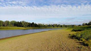 Рыбалка конец августа старица Тавды NIK_72