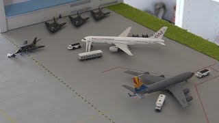 gemini jets airport update Andrews airforce base ADW #7