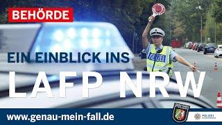 Das LAFP NRW - Aus- und Fortbildung bei der Polizei NRW