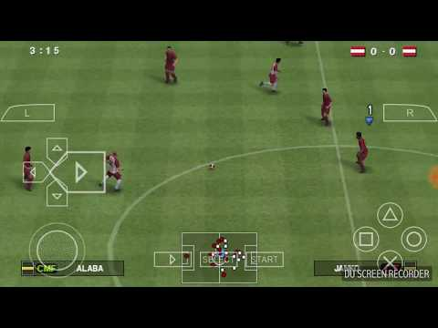 Download PES 2014 PSP ISO For Android PPSSPP Emulator