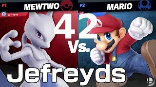 Smash Ultimate - Frieza?mewtwo 42