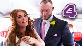 Married on a £5,000 Flight To Nowhere?! Bride SHOCKED By