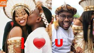 khaya mthethwa ms sa ntandoyenkosi kunene traditional wedding woow beautiful
