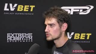 Hassi wyłączył Olehowi światło kopnięciem w 1 rundzie | FAME MMA 5
