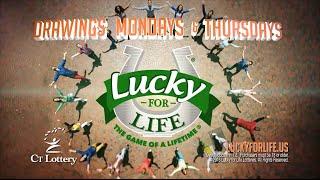 "Lucky for Life ""Feeling Lucky"""
