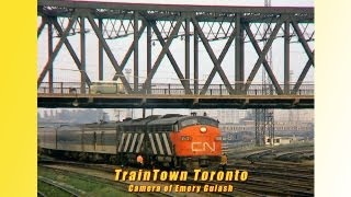Classic Toronto Trains in the 1970s