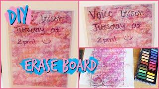 Diy Back To School Erase Board | #diywithpxb