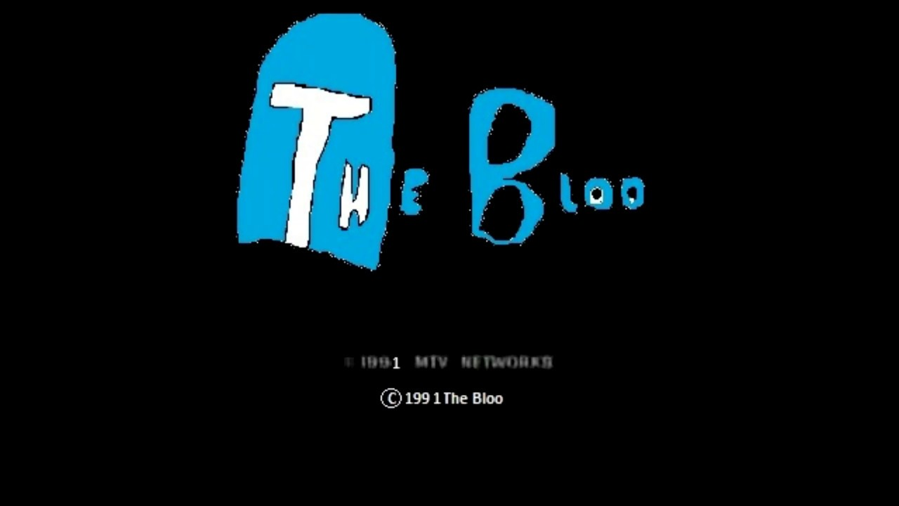 DiC/Sunbow/Games Animation Inc/The Bloo (1991)