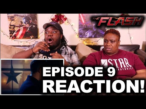 The Flash Season 4 Episode 9 : REACTION WITH MOM!!