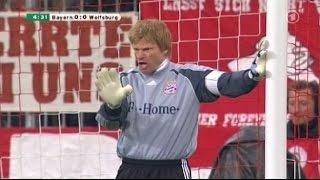 Kahn gegen VfL Wolfsburg   DFB Pokal 2008