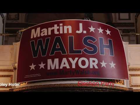 Marty Walsh Election 2017