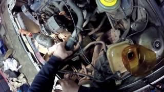 видео Ремонт Ауди 80: Основные элементы двигателя Audi 80. Описание, схемы, фото