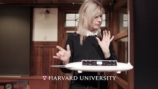 Making music out of thin air with the Theremin