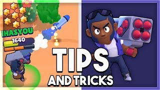 7 STARS BROCK GAMEPLAY!!  BRAWL STARS BRAWLER GUIDE!! (Brawl Stars Tips u0026 Tricks)