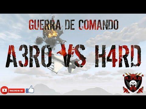 A3RO vs H4RD x5 CVC PART 1 (XB ONE)