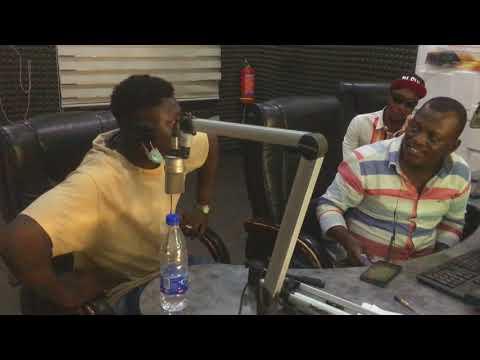 Bank alert the Radio expirience (FULL INTERVIEW) 107.7 armed forces radio Abuja Nigeria