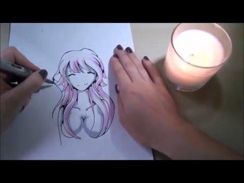 Einfach Manga zeichnen mit einem Trick