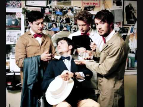 Mumford and sons - White blank page (lyrics on screen)