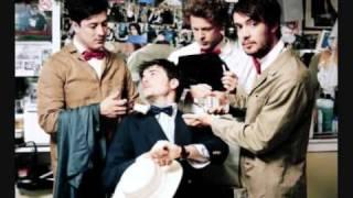Mumford and sons - White blank page (lyrics on screen)