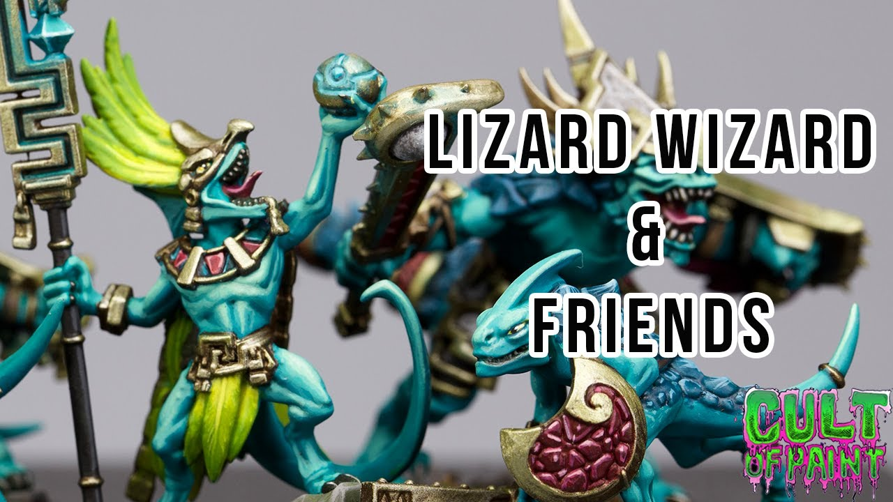 How to Paint SERAPHON | Age of Sigmar | Warhammer Underworlds The Starblood Stalkers