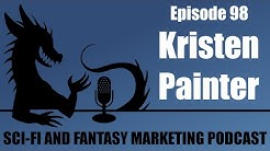 40,000 Audiobook Sales and Counting with PNR/Urban Fantasy Author Kristen Painter
