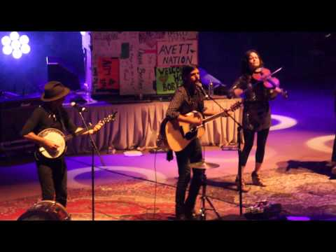 "Avett Brothers ""Salvation Song"" Red Rocks, Morrison, CO 07.13.14"