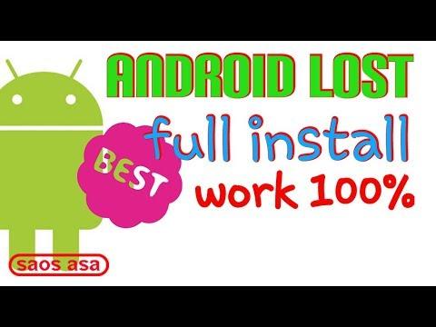 Androidlost Full Install Aplikasi Kontrol Android Jarak Jauh