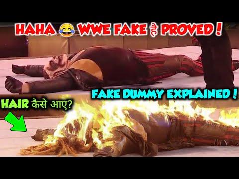 Randy Orton Burns Fiend Bray Wyatt – Is Fiend Died? Fiend Dummy Explained